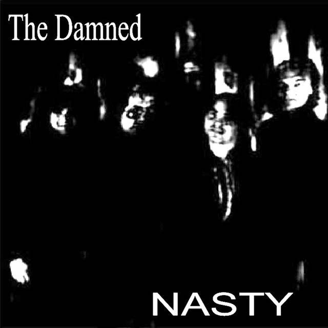The Damned Nasty album cover