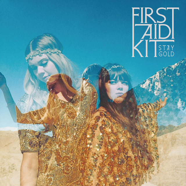 Skivomslag för First Aid Kit: Stay Gold