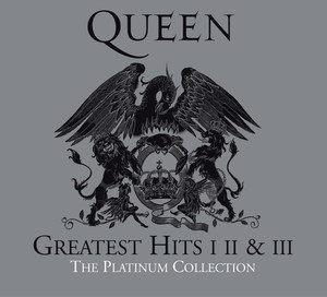 Queen Another One Bites the Dust (remastered 2011) cover