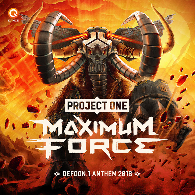 Maximum Force (Defqon.1 Anthem 2018)