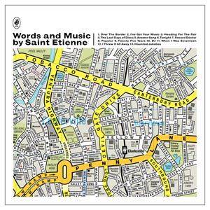 Words and Music by Saint Etienne album