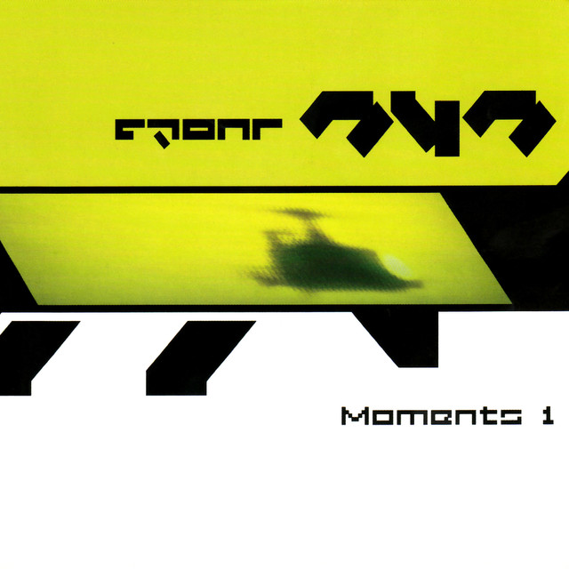 Front 242 Moments 1 album cover