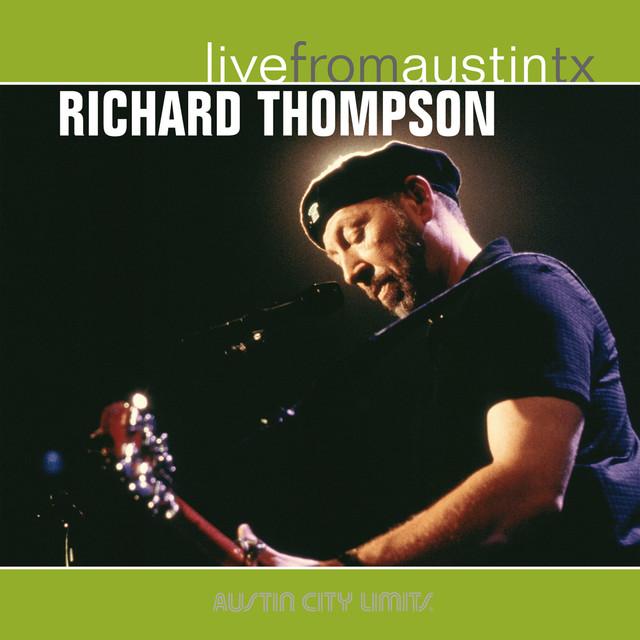 Live from Austin, TX: Richard Thompson Albumcover