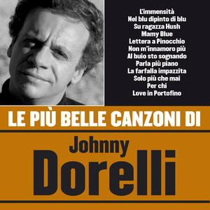 Johnny Dorelli Nel blu dipinto di blu cover