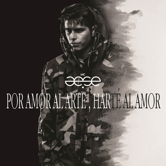 Album cover for Por Amor Al Arte, Harté Al Amor by MC Aese