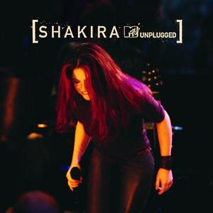 Shakira MTV Unplugged Albumcover