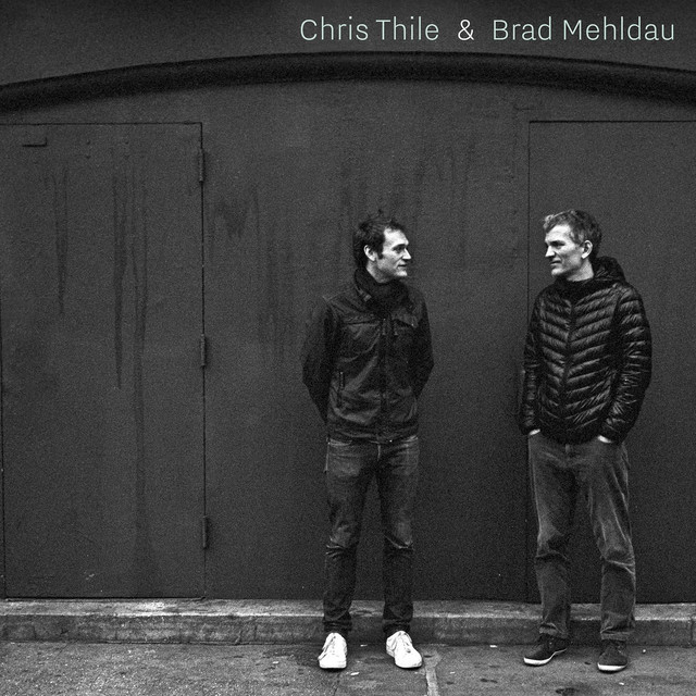 Album cover for Chris Thile & Brad Mehldau by Chris Thile, Brad Mehldau