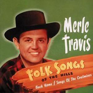 Folk Songs of the Hills album
