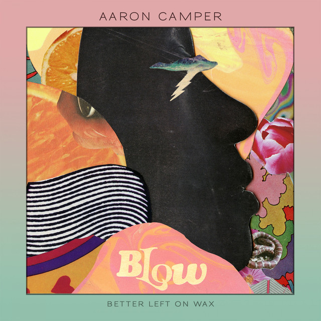 Album cover for Blow by Aaron Camper