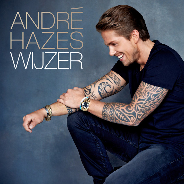 Album cover for Wijzer by André Hazes Jr.