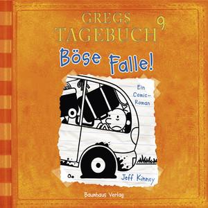 Gregs Tagebuch, Folge 9: Böse Falle Audiobook
