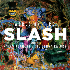 World On Fire album
