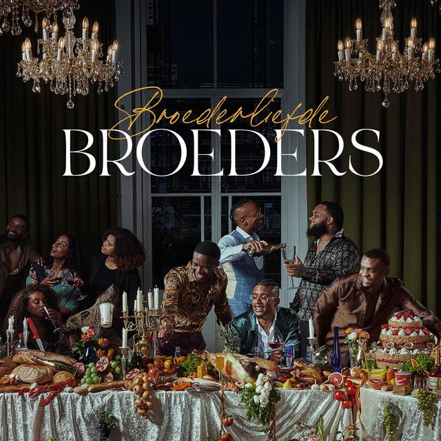 Album cover for Broeders by Broederliefde