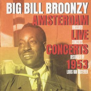 Amsterdam Unissued Live Concerts 1953 album