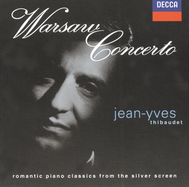 Warsaw Concerto - romantic piano classics from the silver screen