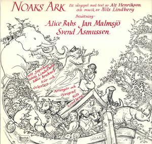 Lindberg: Noaks Ark album