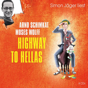 Highway to Hellas Audiobook