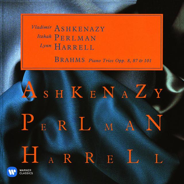 Brahms: Piano Trios Nos 1 - 3 Albumcover