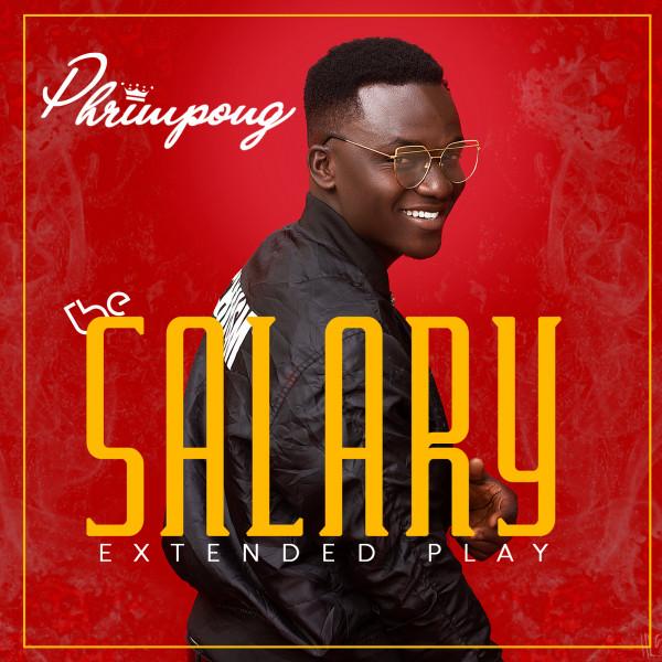 """The Salary"" EP Image"