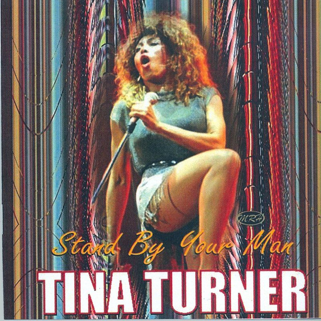 Tina Turner Stand by Your Man album cover