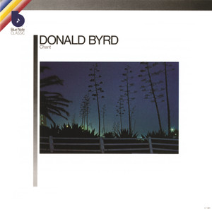 Donald Byrd Sophisticated Lady cover