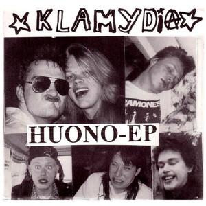 Huono-EP Albumcover