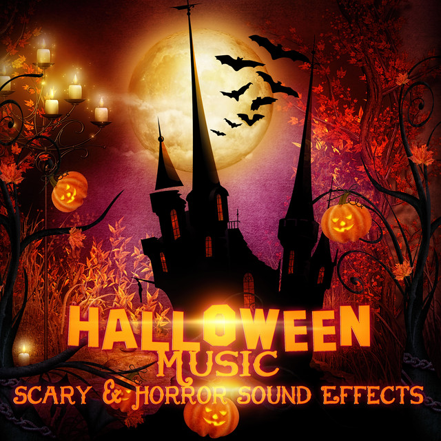Halloween Music: Scary & Horror Sound Effects by Horror
