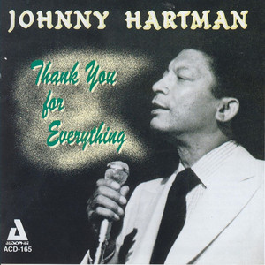 Johnny Hartman Ev'ry Time We Say Goodbye cover