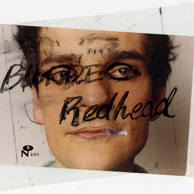 Album cover for Masculin Féminin by Blonde Redhead