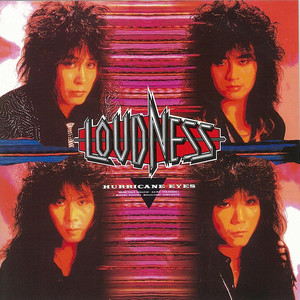 Hurricane Eyes (Japanese Version) album
