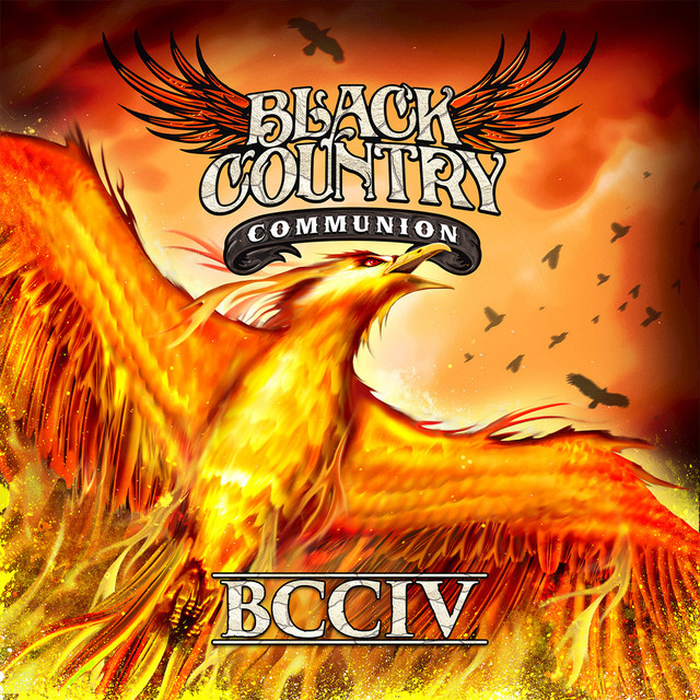 Album cover for BCCIV by Black Country Communion
