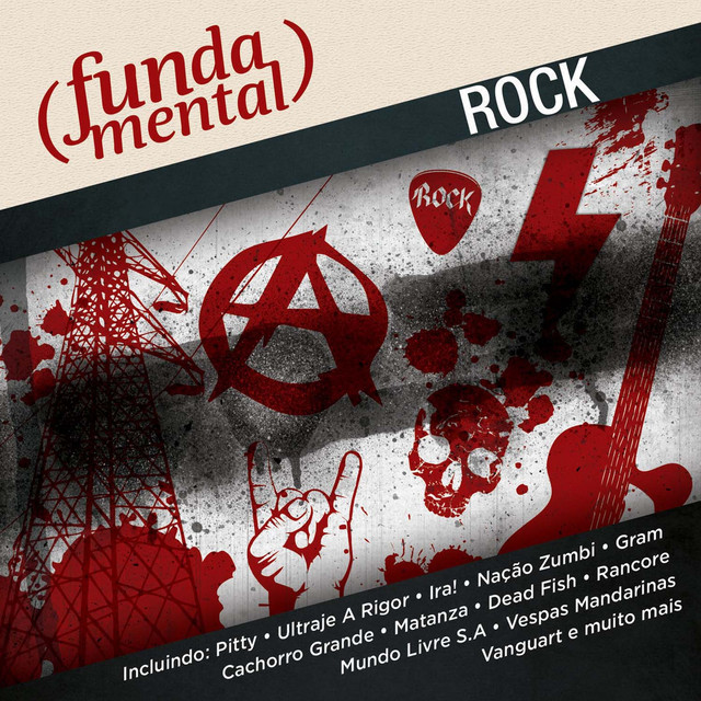 Various Artists Fundamental - Rock album cover