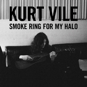 Album cover for Smoke Ring For My Halo by Kurt Vile