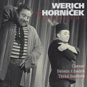 Jan Werich - Werich, Horníček: Předscény