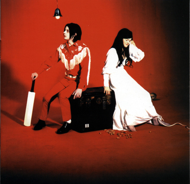 Album cover for Elephant by The White Stripes