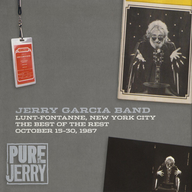Pure Jerry: Lunt-Fontanne, New York City, The Best of the Rest, October 15-30, 1987