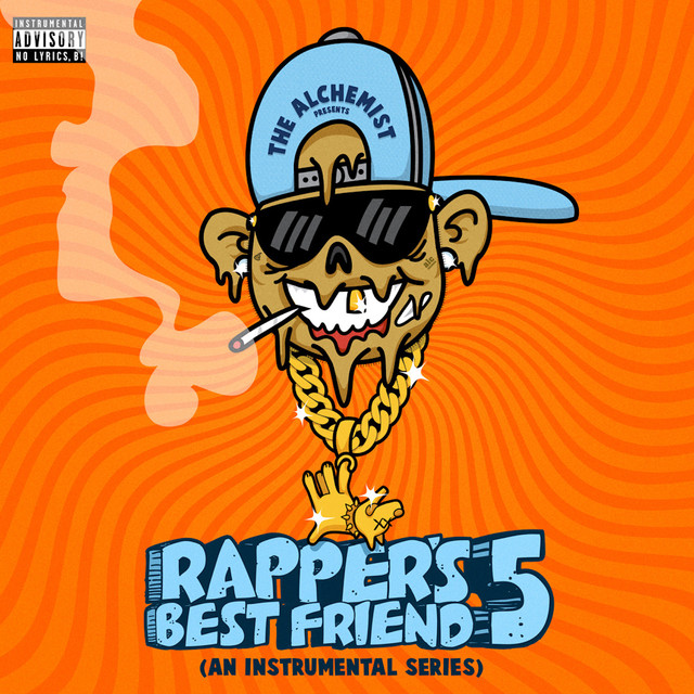 Rapper's Best Friend 5: An Instrumental Series