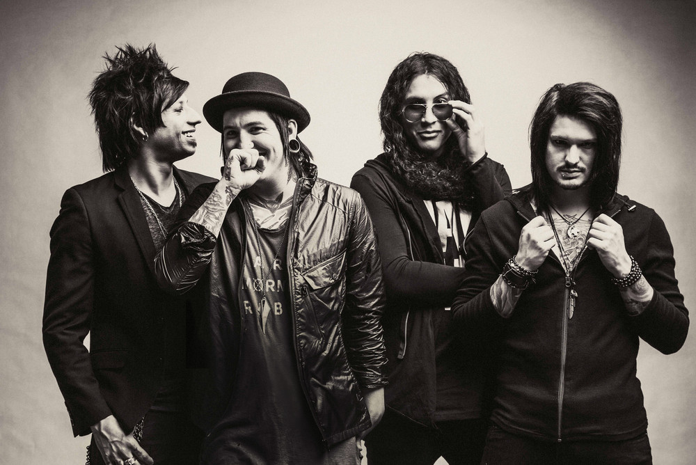 Escape the Fate tickets and 2018 tour dates