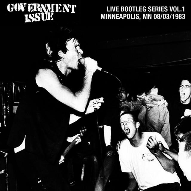 Live Bootleg Series Vol. 1: 08/03/1983 Minneapolis, MN