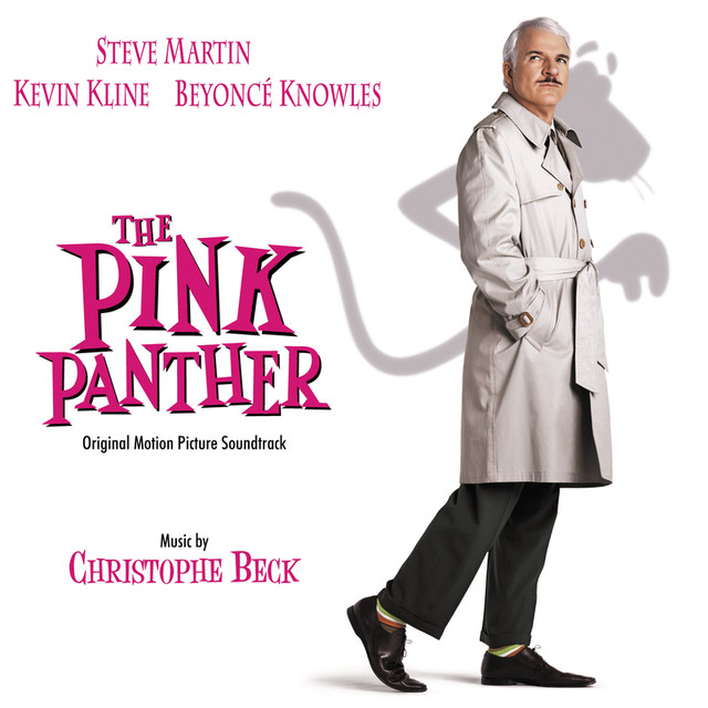 The Pink Panther (Original Motion Picture Soundtrack) Albumcover