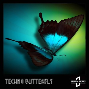 Techno Butterfly Albumcover