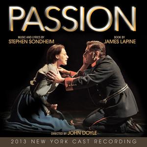Rebecca Luker, Ryan Silverman, Judy Kuhn, Passion Company Finale cover