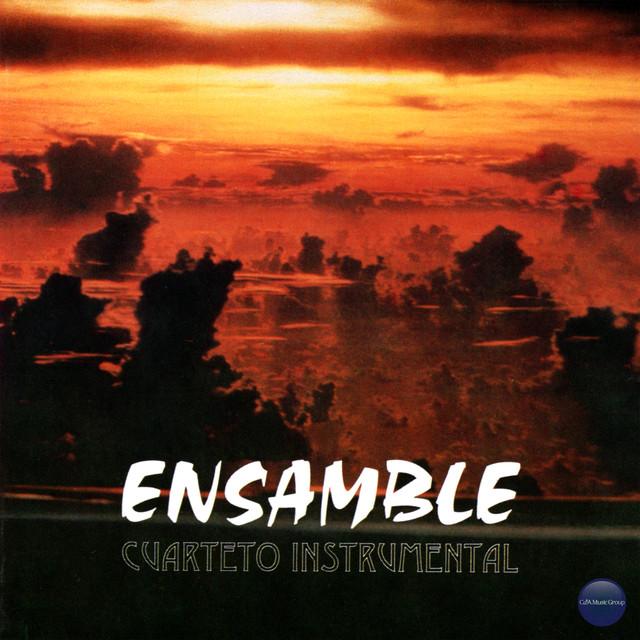 Album cover for Cuarteto Instrumental by Ensamble