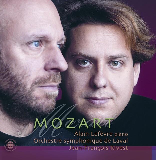 Mozart: Piano Concerto No. 23 / Symphony No. 41 Albumcover
