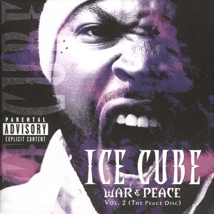 War & Peace Vol. 2 (The Peace Disc) (Explicit) Albumcover