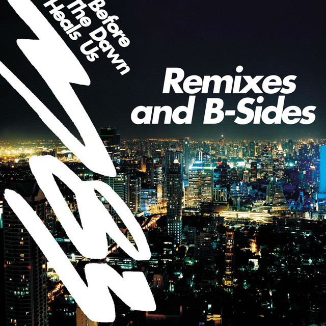M83 Before The Dawn Heals Us Remixes and B-Sides album cover