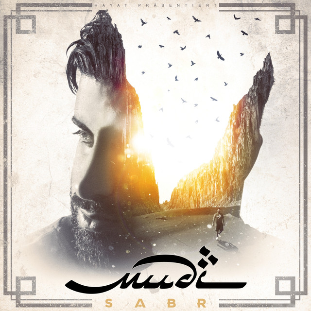 Album cover for Sabr by Mudi