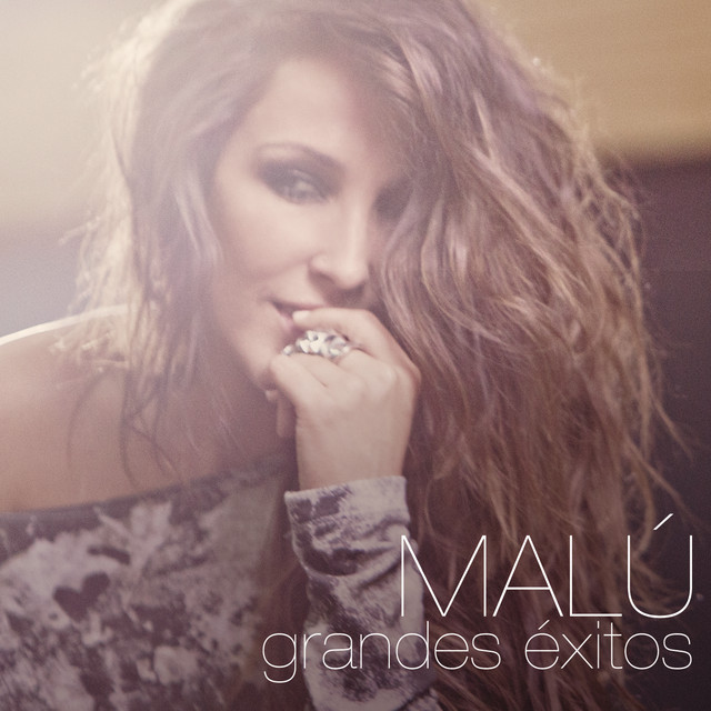 Malú Malu Grandes Exitos album cover