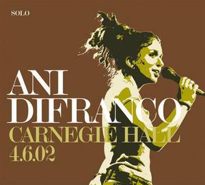 Carnegie Hall 4.6.02 album