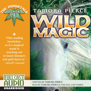 Wild Magic - The Immortals 1 (Unabridged) Hörbuch kostenlos